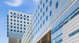 From Old to New, Valspar Provides New Parkland Hospital With a Bold Look