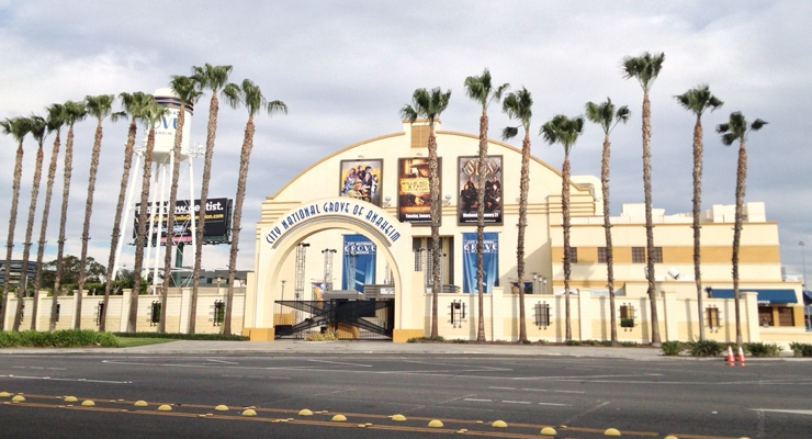 The City National Grove of Anaheim