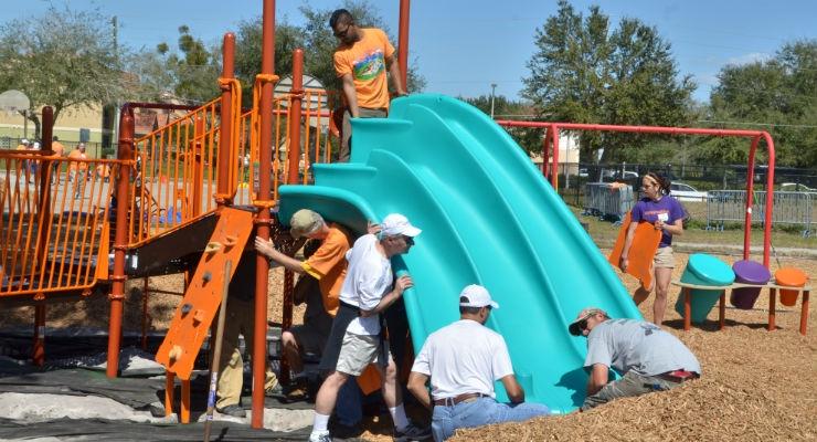 AAOS Playground Build 2016