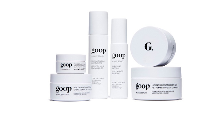 Gwyneth Paltrow Launches Her Own Skin Care Line Goop By