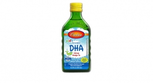 Carlson Labs Develops Kid's DHA