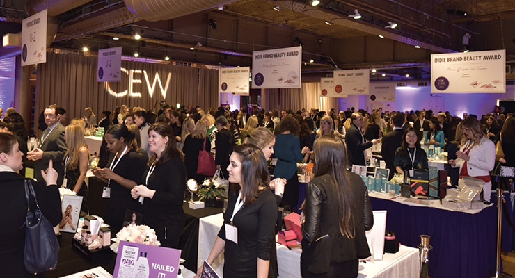 CEW Product Demo Points to Cosmetics Trends