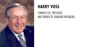 Diamond Packaging's Harry Voss Passes Away