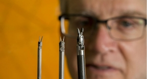Surgical Tools Made Smaller with Origami