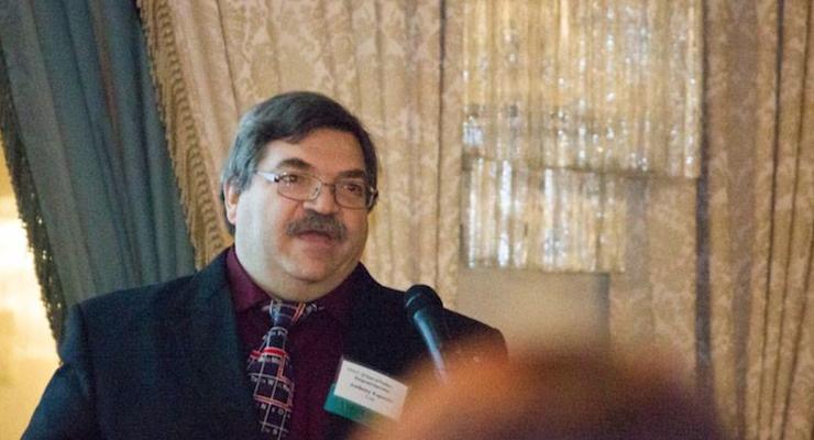 Anthony Esposito of Coty