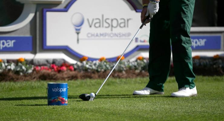 Valspar Brings Color, Community Benefits to PGA Tour Championships