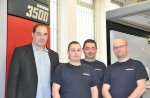 Fedopress adopts Xeikon 3500 for fiscal duty stamp printing