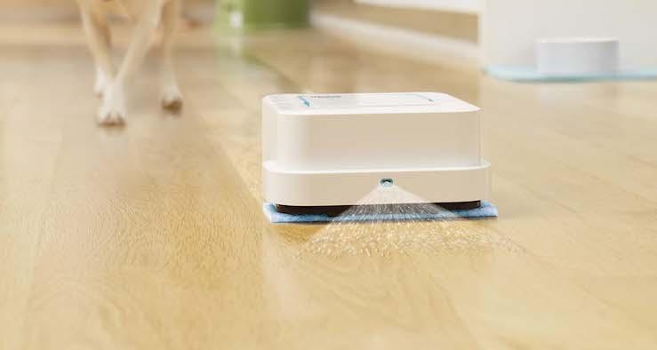 iRobot Adds New Wet Mop
