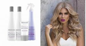 Pravana Is Launching A Toning Regimen for Blondes