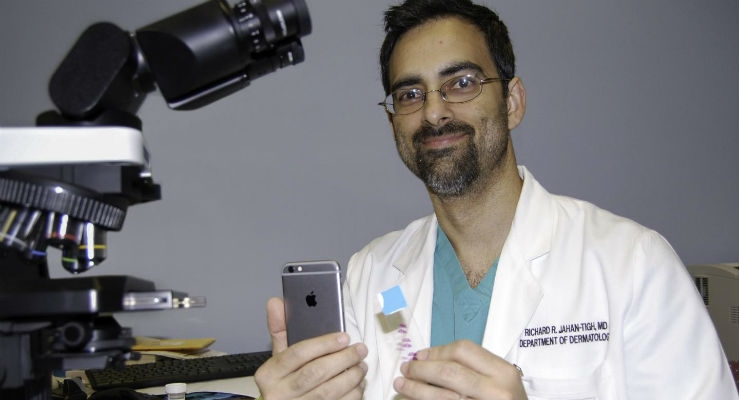 Smartphones Could Improve Skin Cancer Detection in Developing Countries