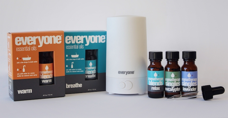 Everyone Aromatherapy Essential Oils