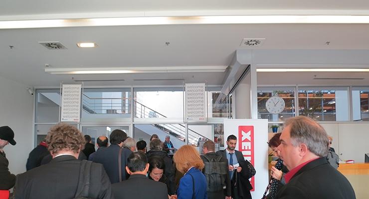 Xeikon plant tour highlights pre-drupa event in Belgium