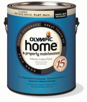 Olympic Paints Introduces Ready-Mix Product, Makes Maintenance Easier for Pros