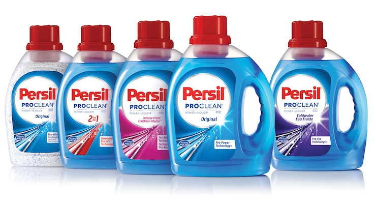 Henkel Rolls Out Persil in Canada