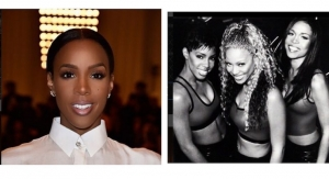 Kelly Rowland To Launch Makeup Line