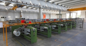 A.Celli Nonwovens Supplies Spooling Line to Major Client