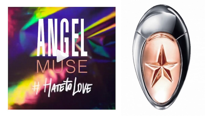 Mugler Angel Muse & Its Hate To Love Campaign