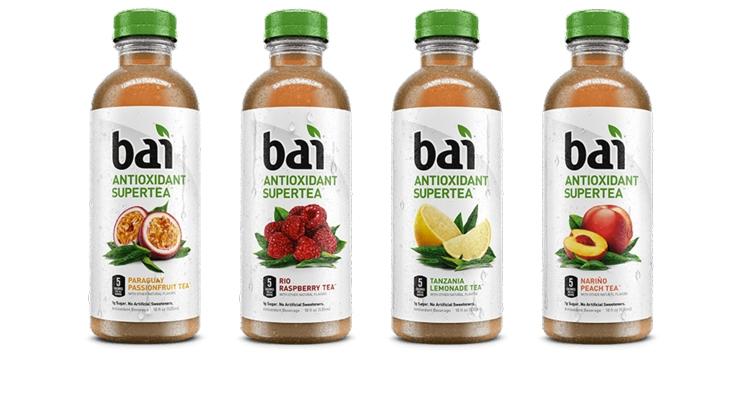 Bai Supertea Provides Antioxidant Power