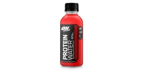 Optimum Nutrition Introduces Protein Water