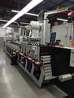 Custom Labels adds Mark Andy Performance Series P5 press