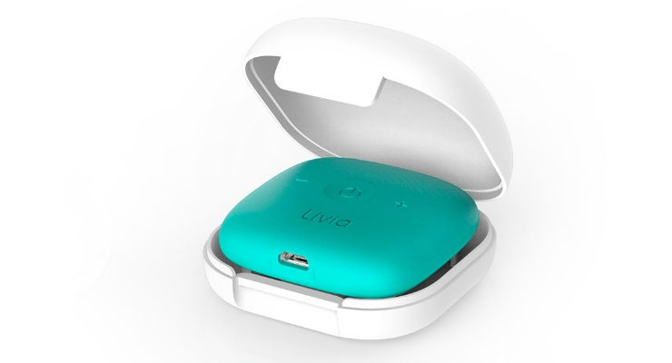 Wearable Device Relieves Pain from Menstrual Cramps