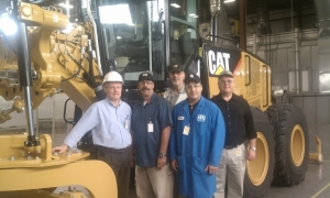 PPG selected as coatings supplier for Caterpillar's new North Little Rock plant