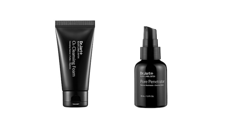Black Is a Design Trend for Skin Care
