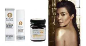 Kourtney Kardashian Signs With Manuka Doctor
