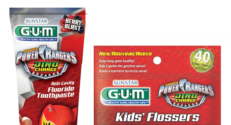 Sunstar sells the GUM oral care line.