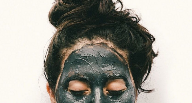 Charcoal Masks Are Popular Again