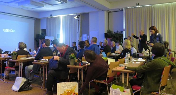 Pre-drupa event comes to Belgium