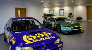 HMG Paints Creates Paint System for Prodrive