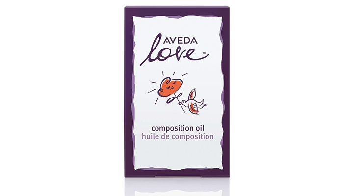 Neenah Packaging worked with Johnson Printing & Packaging to develop a high-end custom packaging material for Aveda that uses 100% post consumer waste.
