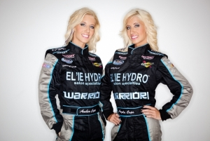 Matrix System teams up with the Cope twins for the 2011 NASCAR Nationwide Series