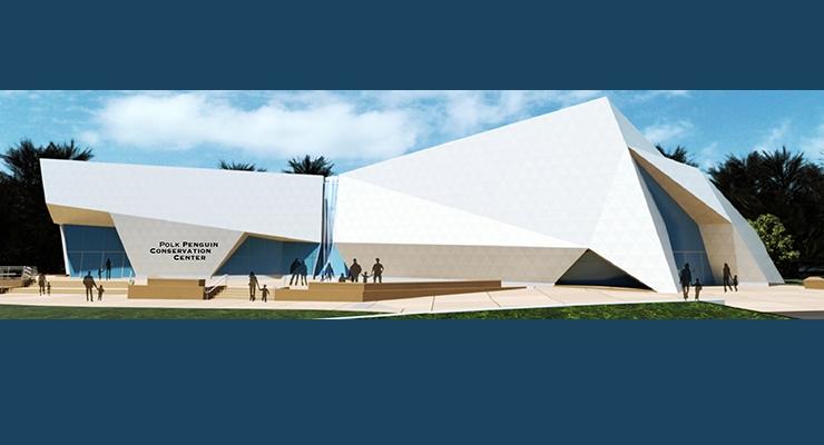 Valspar Case Study: Building a Habitat with Paint – the Polk Penguin Conservation Center