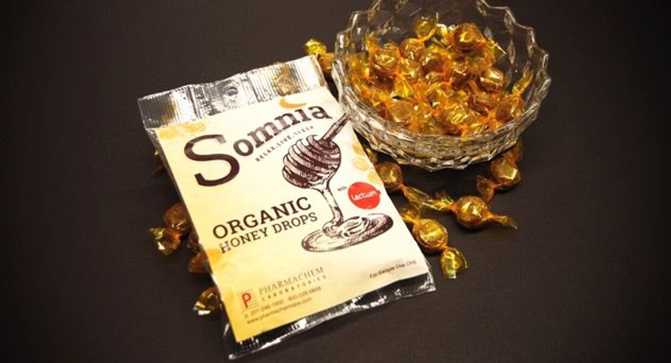 Organic Hard Candy Offers Stress Relief with Lactium