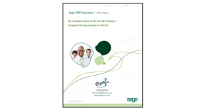 Sage ERP Solutions