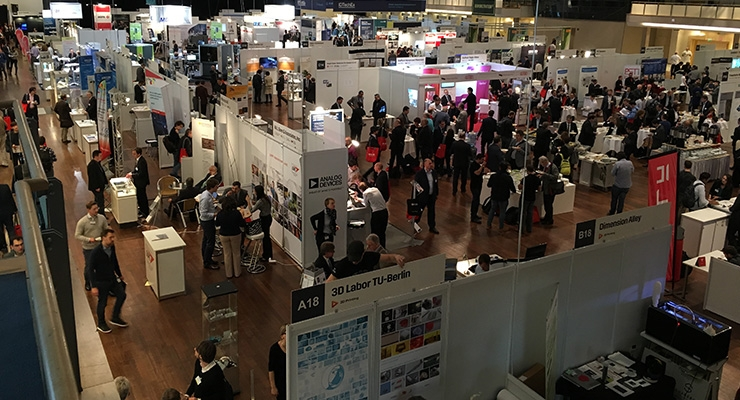 Online Exclusive: Printed Electronics Europe 2016 Highlights New Technologies