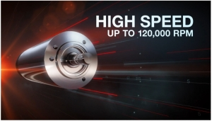 Maxon ECX High Speed Motor Trailer