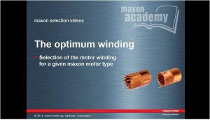 DC Motor Winding Selection EN