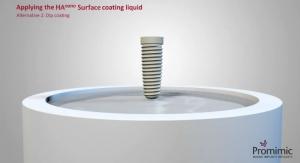 The HA nano Surface Improves Implant-to-Bone Integration for PEEK Implants