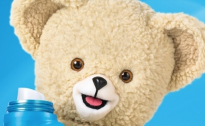 Snuggle Bear Gets Tough on Odors