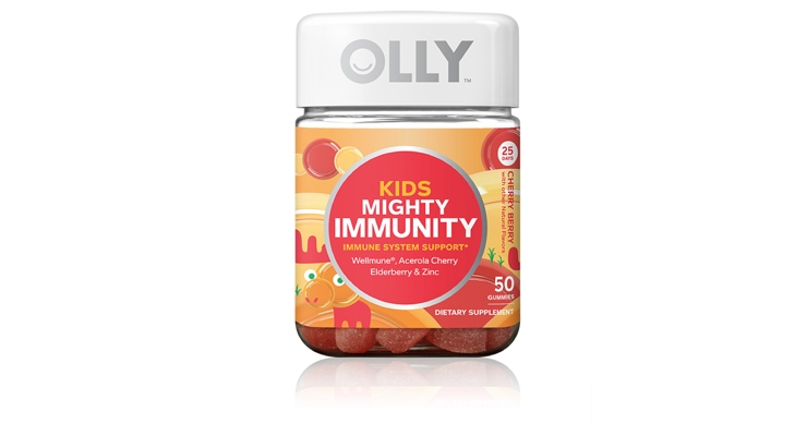 OLLY Launches Children's Immunity Gummy