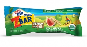 CLIF Kid Unveils Zbar Fruit + Veggie Bars