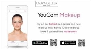 Laura Geller Debuts App