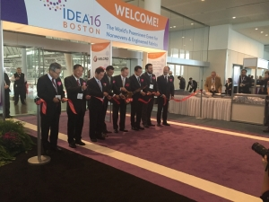 IDEA 2016 Officially Opens