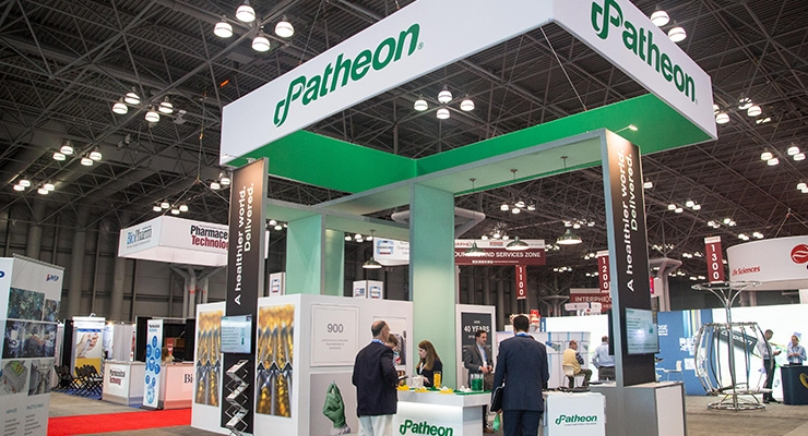 Photos from INTERPHEX Show Floor