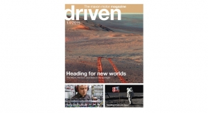 driven Magazine: Exploring new worlds
