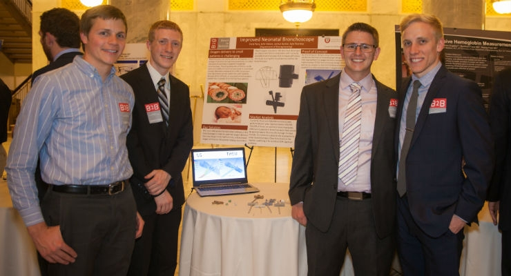 Bench to Bedside Innovation Competition Night