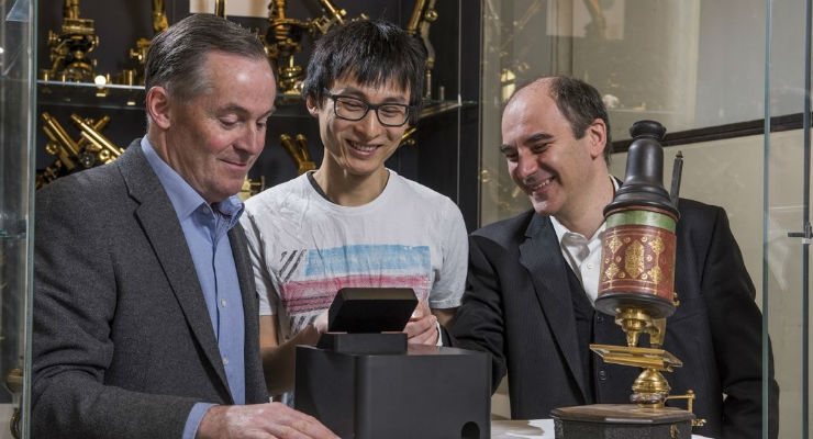Oxford Nanoimaging to Provide Desktop Super-Resolution Microscopes